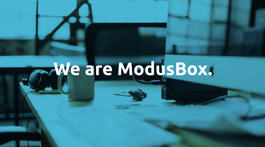 We are ModusBox.